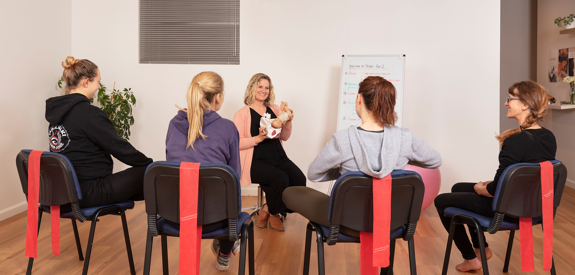 Full Circle Physiotherapy - New Plymouth Pregnancy Physio